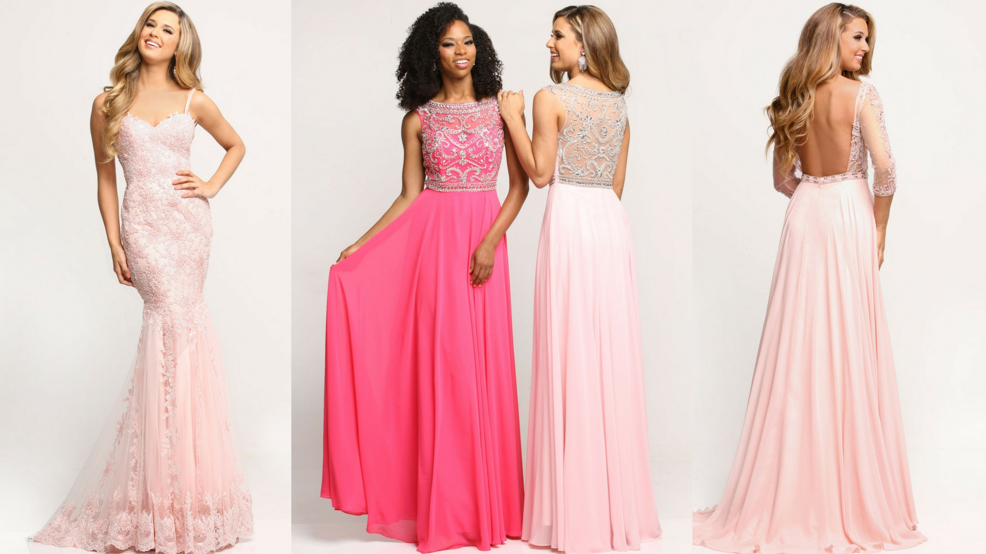 Pretty in Pink: 7 Fun Frocks for Prom 2017 - Sparkle Prom blog