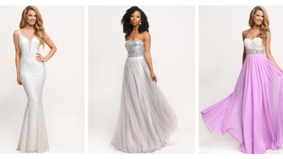 Prom Gowns Perfect for a Pageant