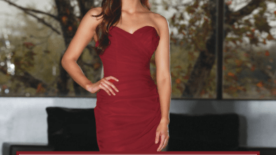 Homecoming 2019 Top Dress Trends Red & Red Wine – Sparkle Prom Blog