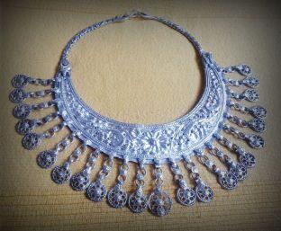 Traditional Silver Hasuli