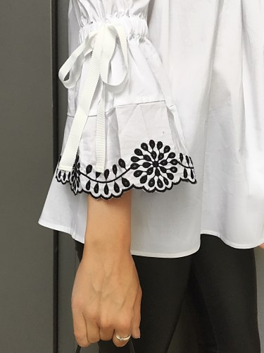Zaful Sleeve Detail