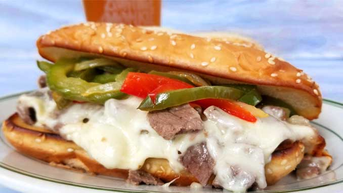 Some kind of magic occurs when you bring all of these wonderful flavors together! When combined, and with a little time, they make the most tender and juicySlow Cooker Philly Cheesesteak Sandwiches you will ever have!