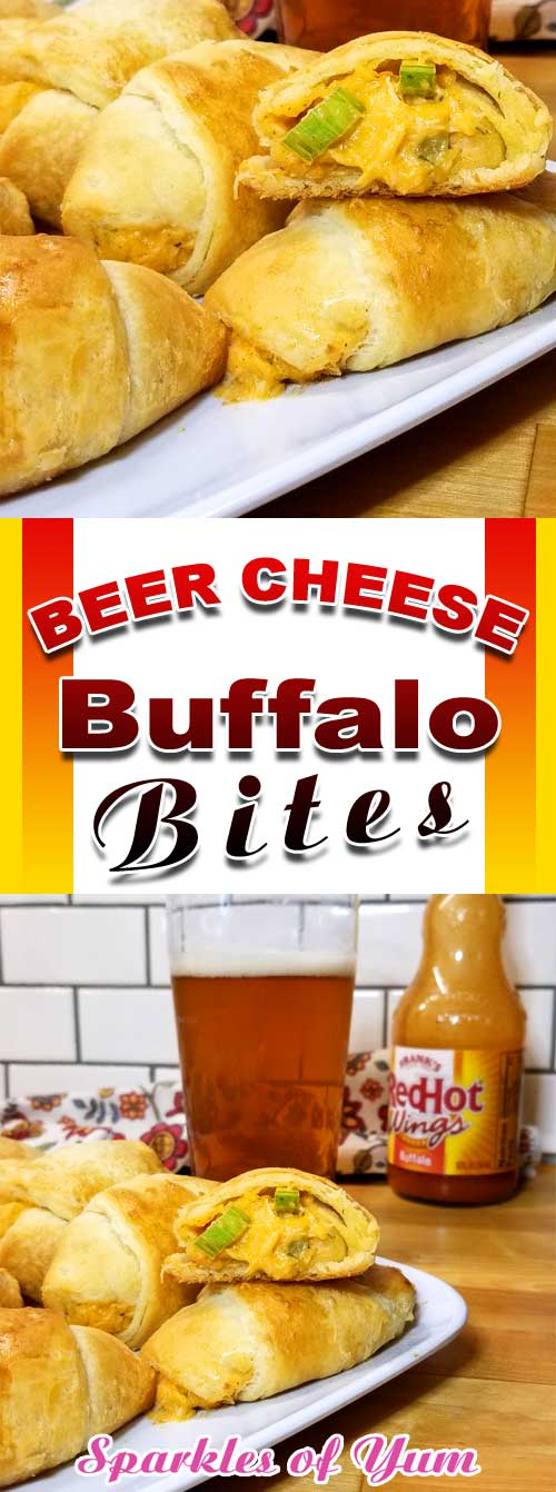 Beer Cheese Buffalo Bites
