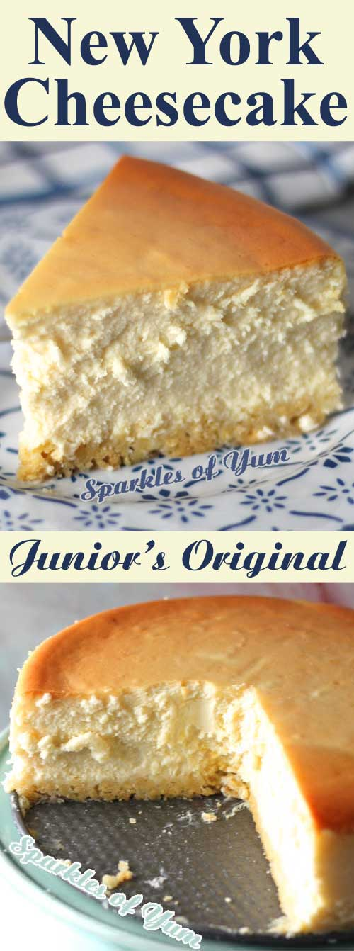 New York Cheesecake - Junior\'s Original