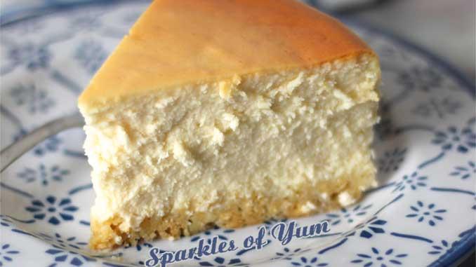 New York Cheesecake – Junior's Original