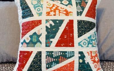 Color Jolt Pillow Pattern – Seasonal Versions!