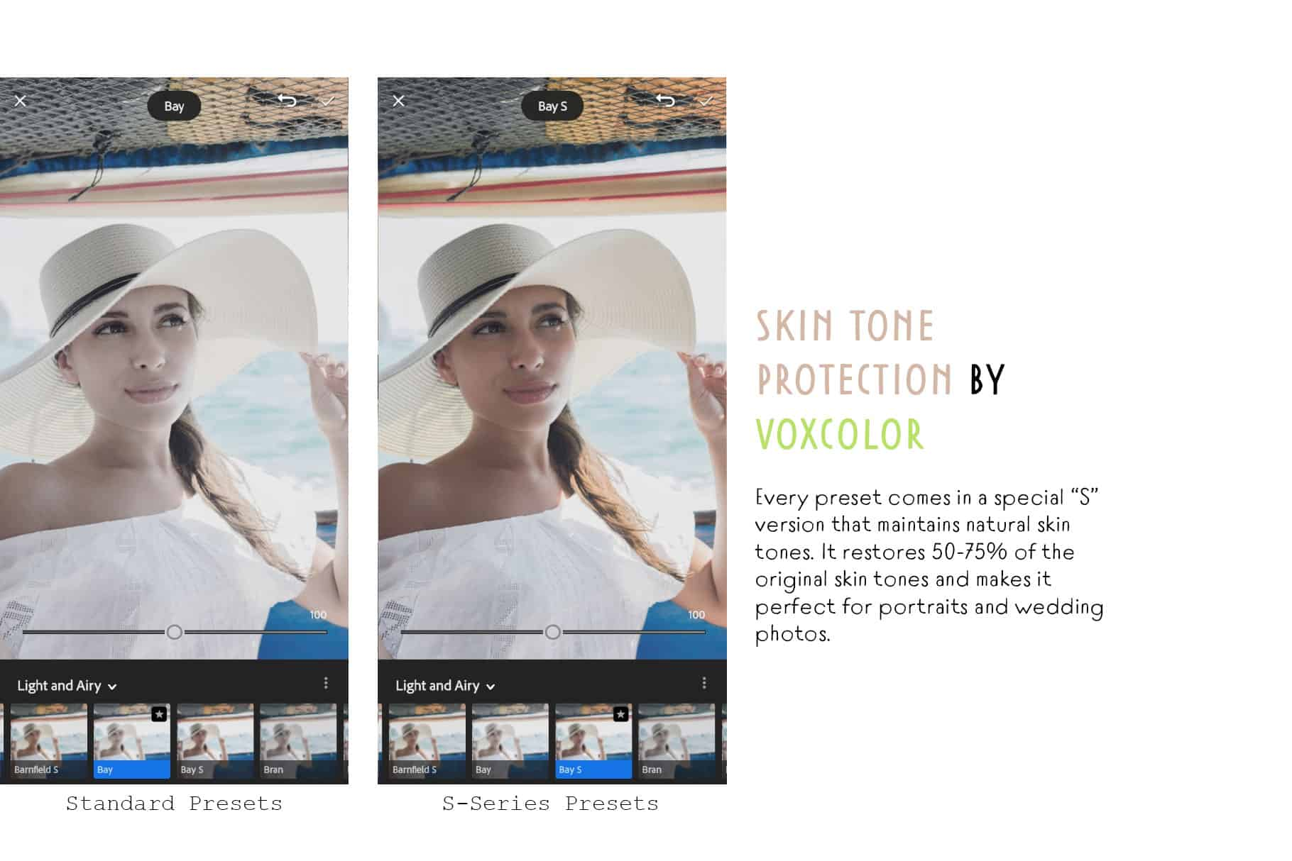 50 Light and Airy Lightroom Presets and LUTs