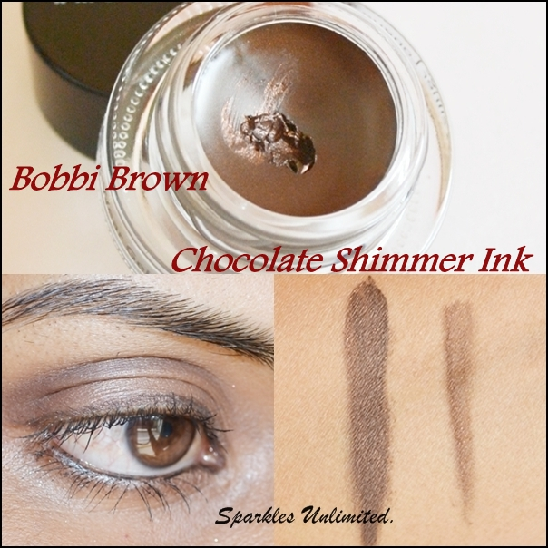 Bobbi Brown Long Wear Gel Eyeliner Chocolate Shimmer Ink