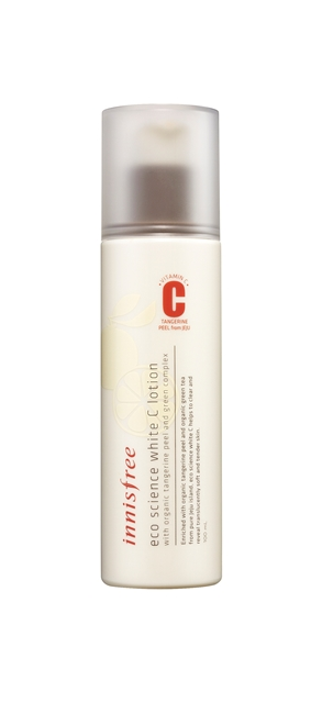 Innisfree Eco Science white C lotion