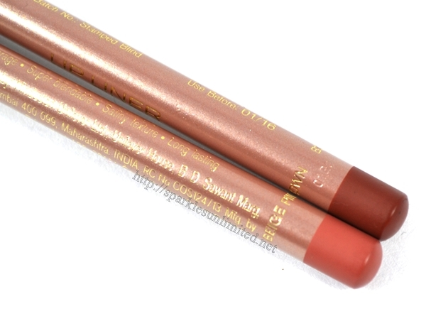 Lakme 9 to 5 Lip Liner BEIGE PINK & BOARDROOM BROWN,Lakme 9 to 5 Lip Liner BEIGE PINK ,Lakme 9 to 5 Lip Liner BEIGE PINK Review,Lakme 9 to 5 Lip Liner BEIGE PINK Swatches,Lakme 9 to 5 Lip Liner BOARDROOM BROWN,Lakme 9 to 5 Lip Liner  BOARDROOM BROWN Review,Lakme 9 to 5 Lip Liner BOARDROOM BROWN Swatches,Lakme 9 to 5 Lip Liner,Lakme 9 to 5 Lip Liner Review,Lakme 9 to 5 Lip Liner Swatches, Lakme 9 to 5 Range, Lakme 9 to 5 Lip Liner, Lip Liner, Lakme India, Lakme