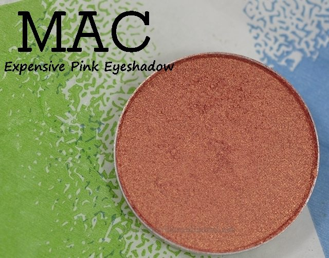 MAC Expensive Pink Eyeshadow,MAC Expensive Pink Eyeshadow Review,MAC Expensive Pink Eyeshadow Swatches, MAC Eyeshadow Swatches, MAC Neutrals, MAC Cosmetics, Indian Eyemakeup, Festive Indian Makeup