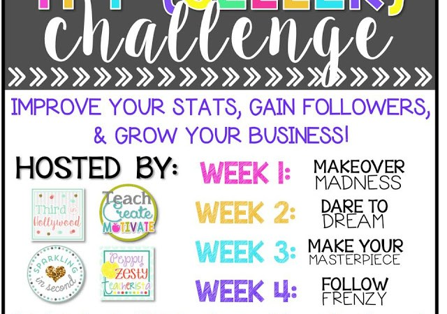 TpT Seller Challenge!