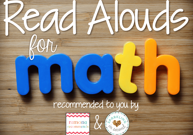 Read Aloud Suggestions: Math
