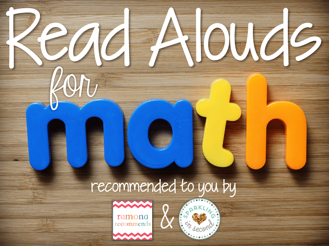 Math read alouds for the fall!