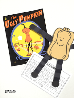 Books Teachers Love: The Ugly Pumpkin