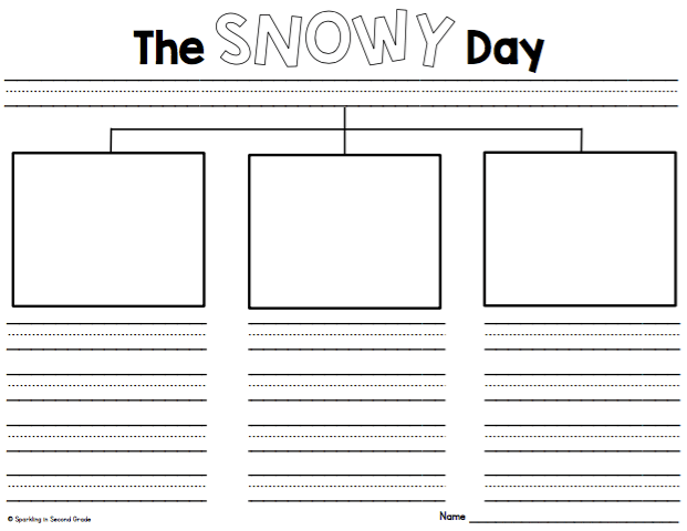 The Snowy Day Tree Map