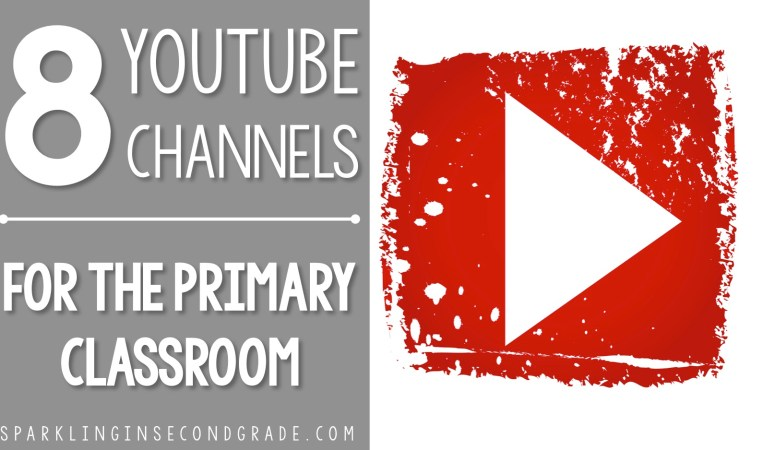 8 YouTube Channels for the Primary Classroom