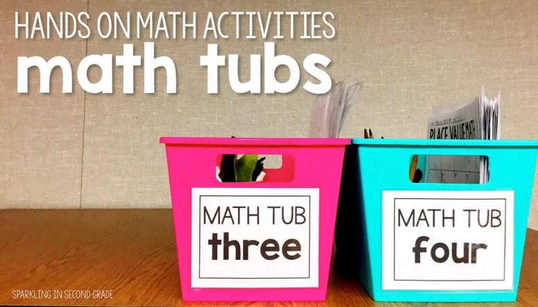 Hands on Math Activities