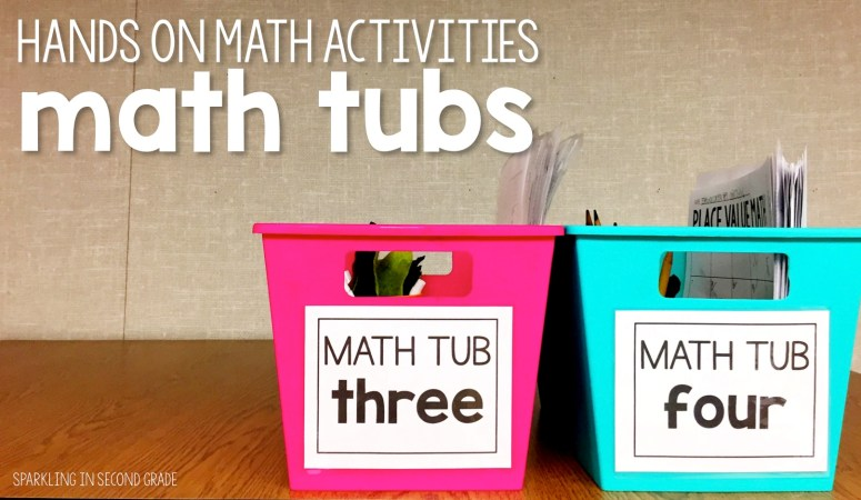 Hands on Math Activities