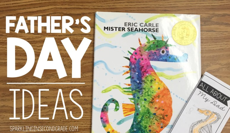 Mister Seahorse Father's Day