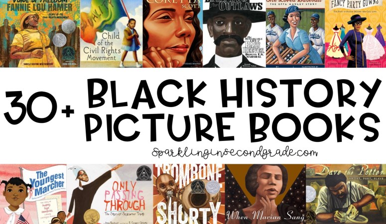 Celebrating Black Heroes with Picture Books