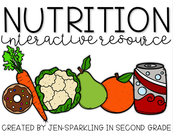 March is National Nutrition Month. Here is a FREE digital activity to check your students' knowledge of healthy or junkie foods.