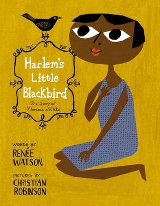Celebrating Black History? Here are over 30 picture book titles celebrating the accomplishments of African Americans (Florence Mills).
