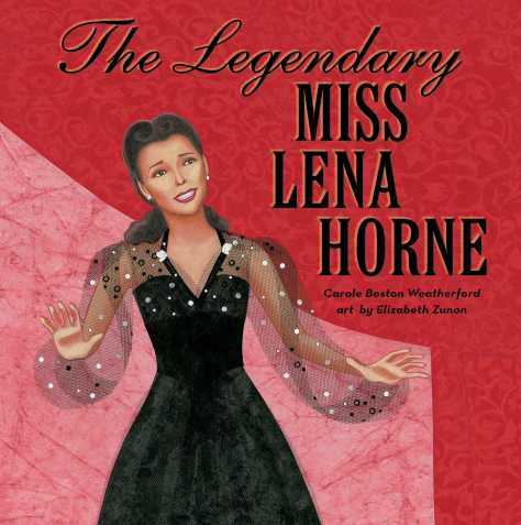 Celebrating Black History? Here are over 30 picture book titles celebrating the accomplishments of African Americans (Lena Horne).