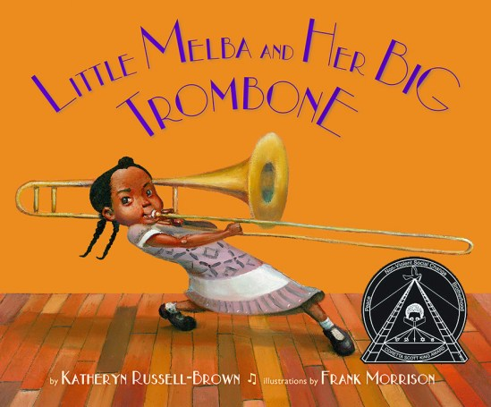 Celebrating Black History? Here are over 30 picture book titles celebrating the accomplishments of African Americans (Melba Liston).