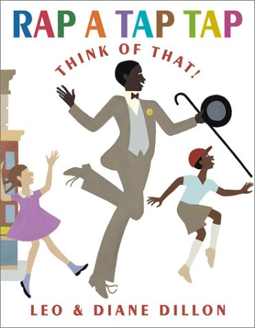 Celebrating Black History? Here are over 30 picture book titles celebrating the accomplishments of African Americans (Bojangles).