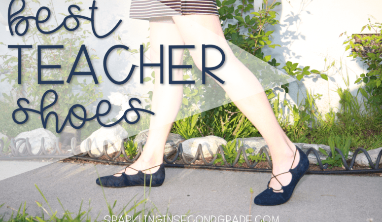 Favorite Teacher Shoes