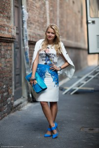 Veronica Ferraro di The Fashion Fruit