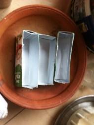 Amul buttermilk moulds