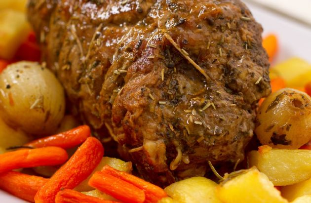 Image Result For How To Make A Chuck Roast In The Oven