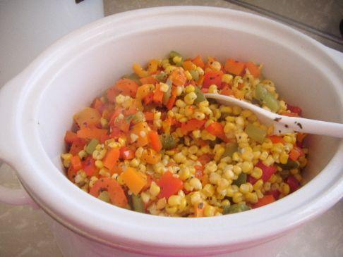 confetti corn recipe | Amtrecipe co