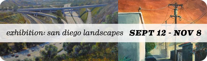San Diego Landscapes Art Show