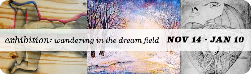 Wandering in the Dream Field