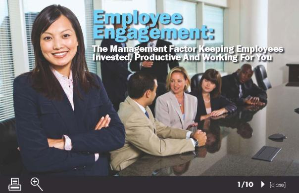 eBook - Employee Engagement