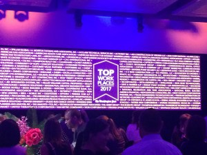 Washington Post Top Workplaces Event - Full List