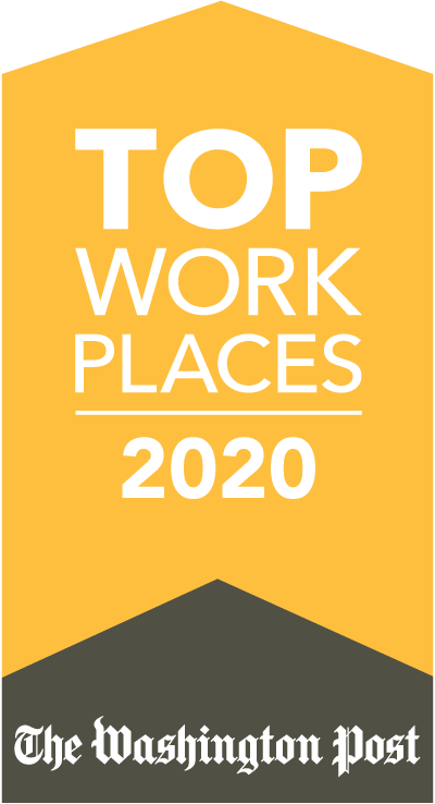The Washington Post 2020 Top Workplaces