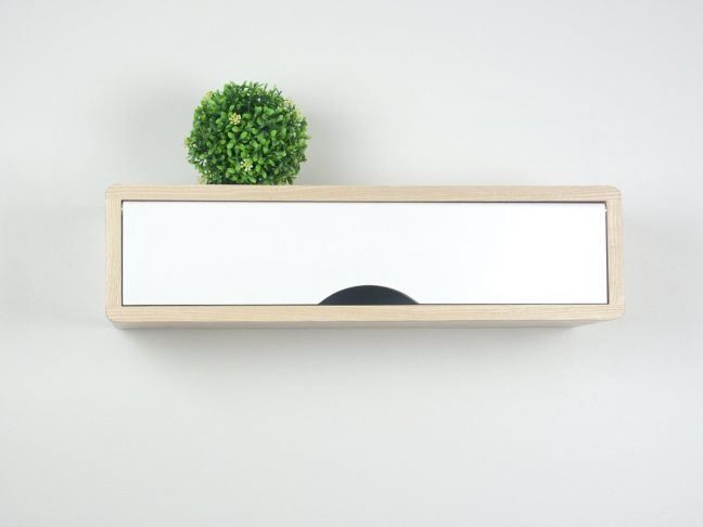 Hardwood Floating Shelf, Floating Entryway Shelf,hardwood floating shelf is the modern Danish wall cabinet