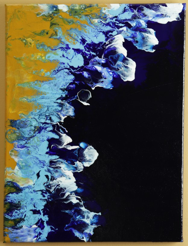 The-ocean's-caress-12x16-painting-acrylic-art-for-sale-PatriciaMeier