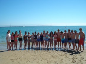 10km de playa