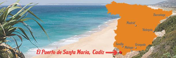 Spanish in El Puerto de Santa Maria