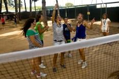 (El Puerto de Santa Maria, Spain - August 10, 2011) - Day 11 of Family Camp 3 2011. The