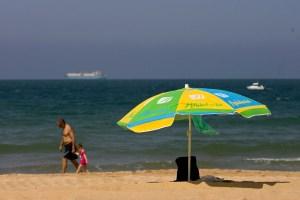 El Puerto Beach