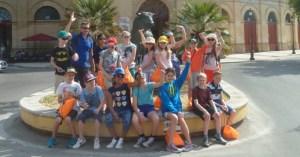 школьные поездки в испанию
