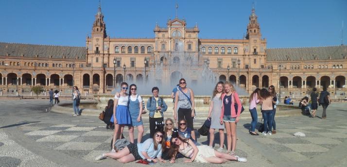 School Trip to Spain