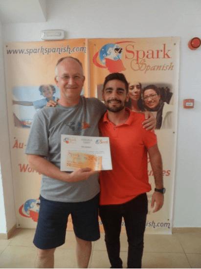 Alex Roelants (Belgium) student review