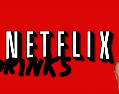 Netflix Drinking Game App | An Idea